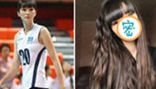 12头身排球美女疑整容