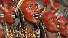 揭秘非洲部落偷妻节