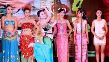 版纳万达最美东南亚公主评选落幕