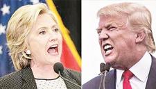 特朗普和桑德斯赢得美国大选第二场初选