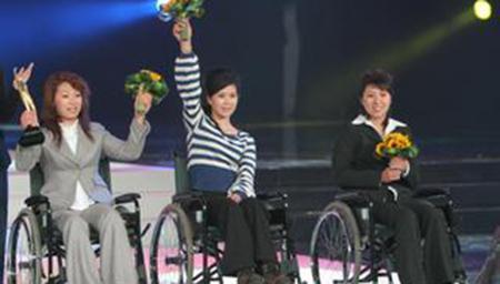 2016CCTV体坛风云人物揭晓 残疾人体育精神