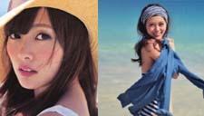 日本女星白石麻衣写真大片 肤白貌美大长腿