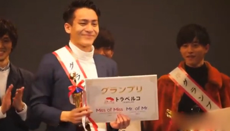 亮瞎!日本选出最美女大学生和最帅男大学生