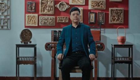 他收藏的一万件木雕 连成了湖南明清时期连环画
