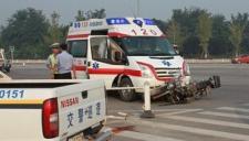 急救车闯红灯撞死人 谁该负责任