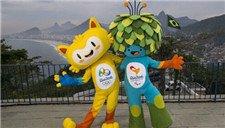 里约奥运会吉祥物亮相全球 残念登场看了手痒
