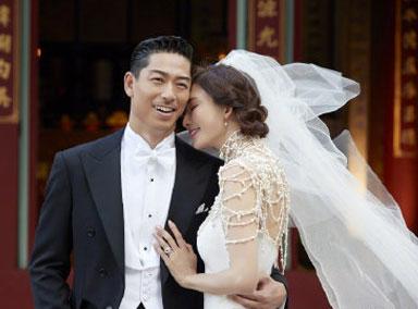 """林志玲落泪感谢老公""""让我相信爱情"""""""