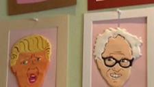 特朗普肖像饼干畅销 顾客不吃只为泄愤