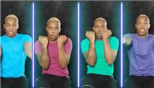 4分钟唱完Beyonce5张专辑歌曲!-- Todrick Ha