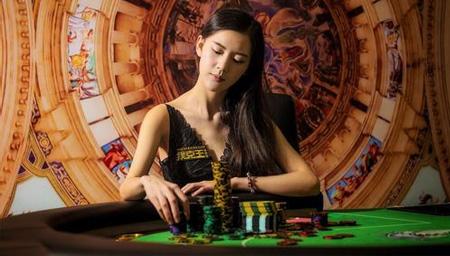 电科大女神拿下全球扑克赛中国冠军