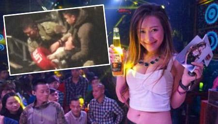 27岁性感女星跳海自杀