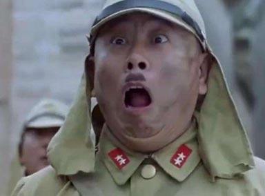 举起手来爆笑片段,这日本鬼子表情太逗了!