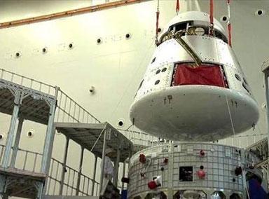 中国新一代载人飞船