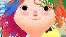 【小小发型师2】这男的头发像坨shi