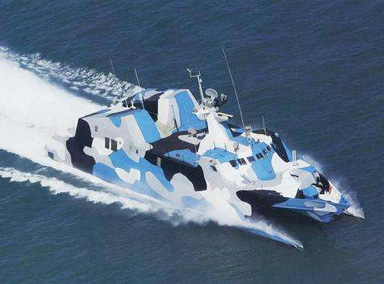 厉害了!中国造全球首款无人艇