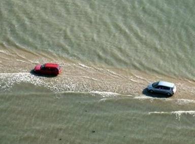 全球最危险的水上公路