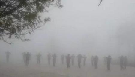 健康提示:雾霾天气 教你如何科学运动