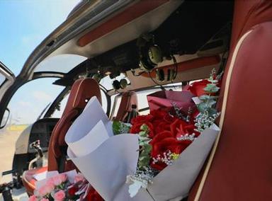 男子花千万网购直升机