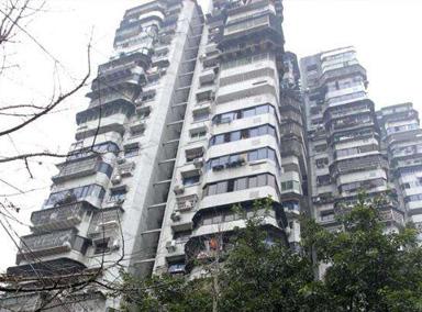 重庆24层网红楼没有电梯