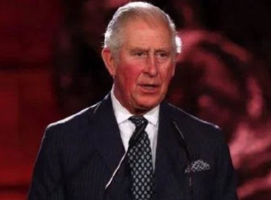 查尔斯王子确诊感染新冠