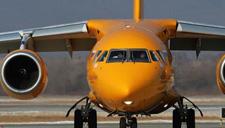 莫斯科发生航班撞人事件