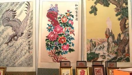 """""""可爱的中国""""之汉族"""