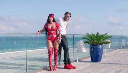 Nicki Minaj&Future-You Da Baddest