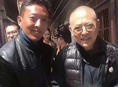 55岁的李连杰居然老得像80岁一样