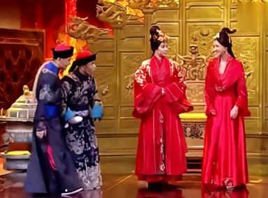 宋小宝当总管搞笑选妃,被众美女表白