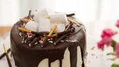对你们的爱,藏在甜甜的【黄桃奶油巧克力蛋糕】里!