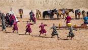 600多年前,一批西域人进入中国,现今这个城市很多人都是其后代