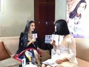 Angelababy百度视频LiveShow!粉丝大胆提问女神难招架