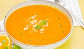 食疗养生,只需一碗【桑吉巴胡萝卜番茄冷汤】