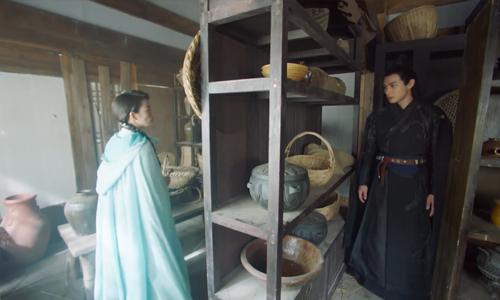 《小女花不弃》第6集精彩看点:陈煜暗中看望花不弃