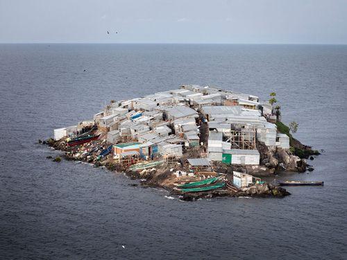 渔夫的乌托邦!走进非洲最神秘的小岛【寰球大百科100】