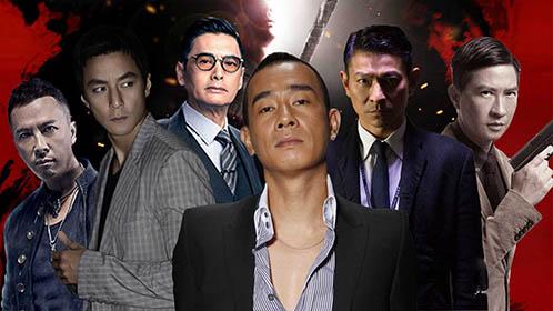 燃爆了, 2分钟看完香港热血电影,最后陈小春太帅了!