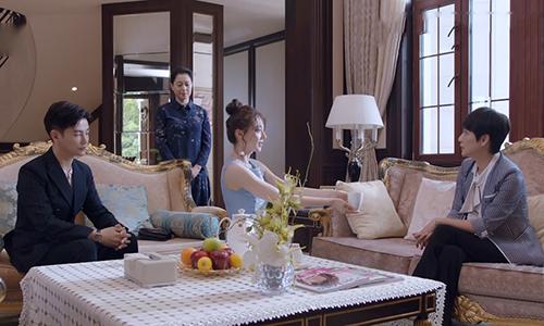 《逆流而上的你》第9集精彩看点:邹凯带高蜜见妈妈被冷落