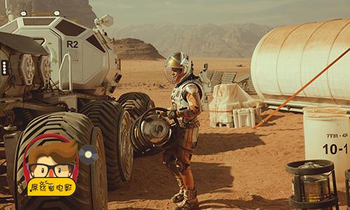 屌丝看电影:火星救援#20190717