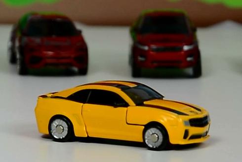 变形小汽车,汽车总动员,汽车玩具城,阿紫玩具