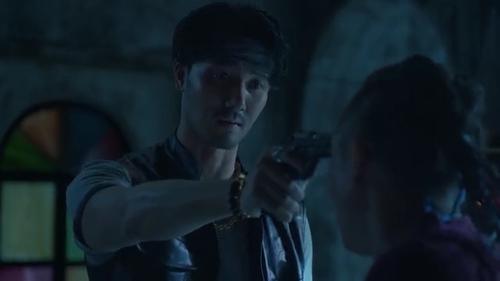 《黄金瞳》第28集精彩看点:姜戈造反杀死杜瓦