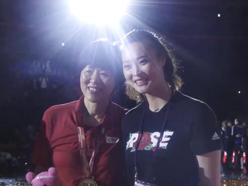 惠若琪:从奥运冠军到解说员,她继续诠释着女排精神