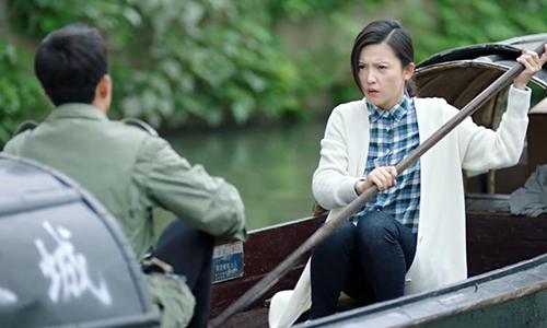 《原来你还在这里》第9集看点:苏韵锦和程铮船上狂撒糖