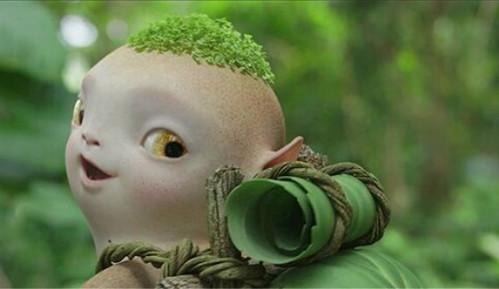 《捉妖记2》井柏然携胡巴上演妖界版爸爸去哪儿