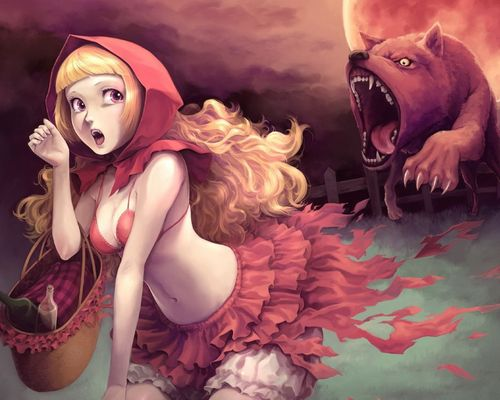 逗比大张伟教你如何用童话描述性早熟