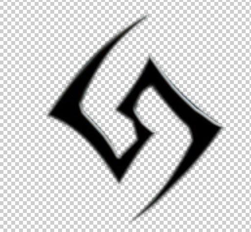 如果你想要后面的格子图案背景那方法有两种,一是做半透明的黑白转为图片