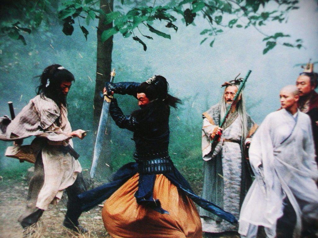 笑傲江湖3是哪个朝代的?