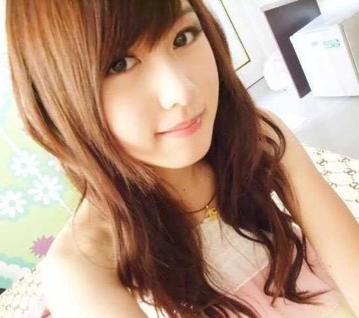 台湾网络美女