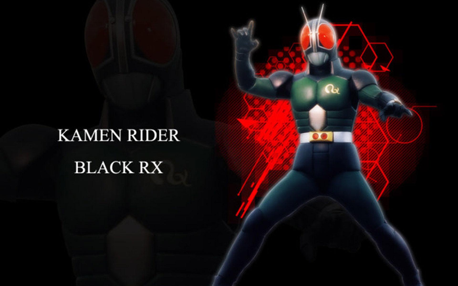 谁有假面骑士biack rx图片图片