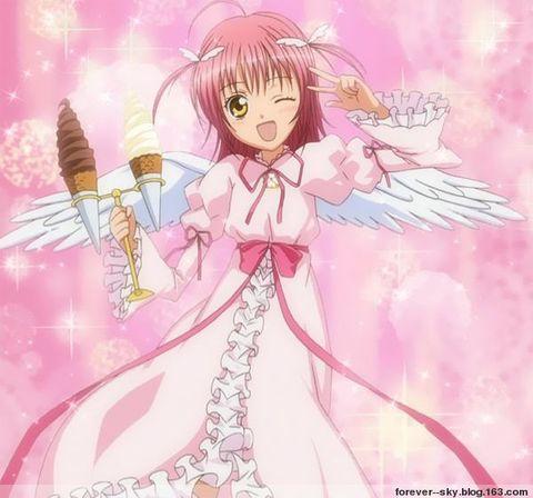 守护甜心之亚梦变身冰紫公主 守护甜心之冰紫甜梦 守护甜心之冰紫公主图片