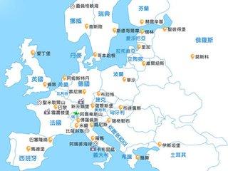 去欧洲什么时候去最好